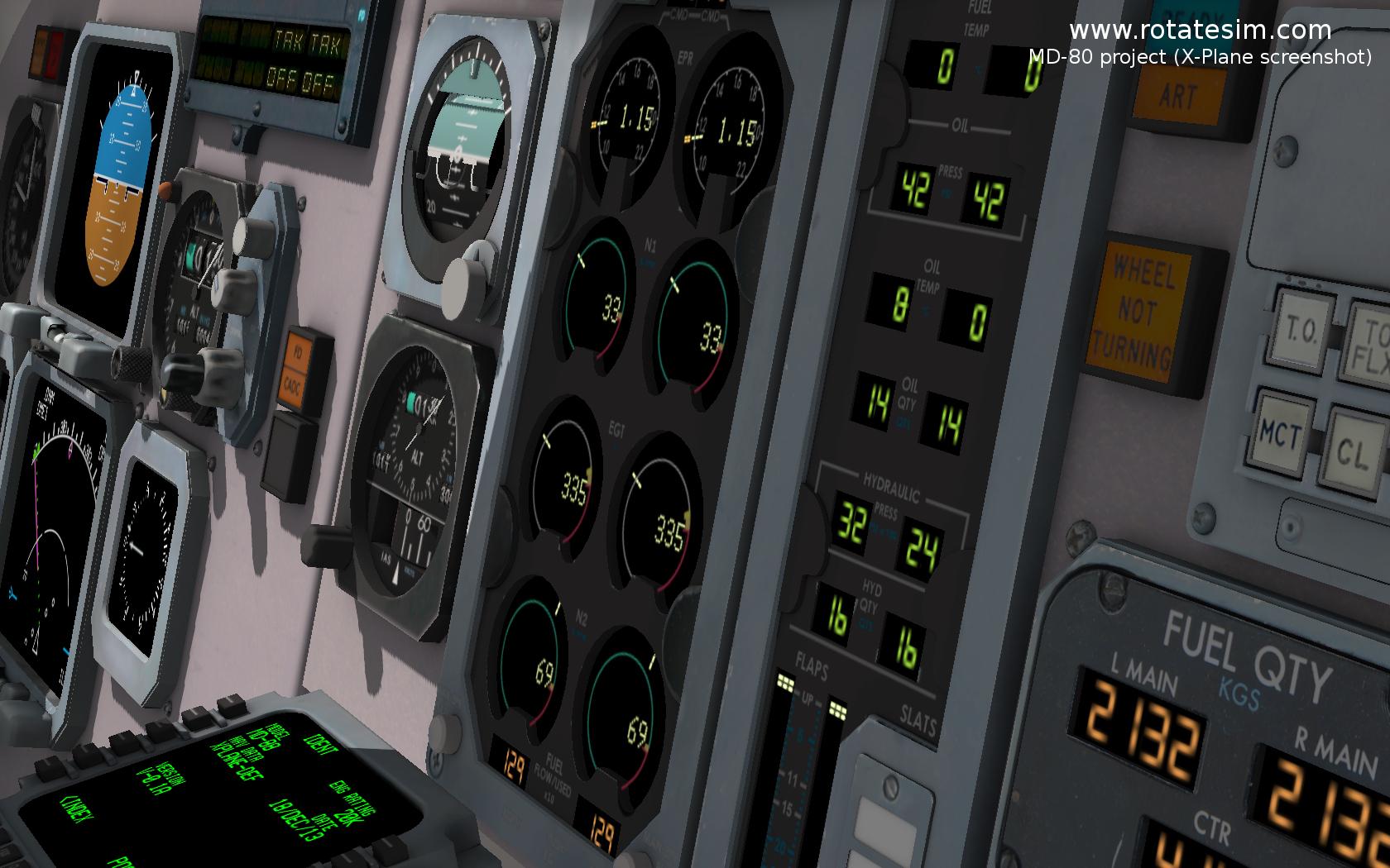 XP10 - Mc. Douglas MD-80 MD80-screenshot-011