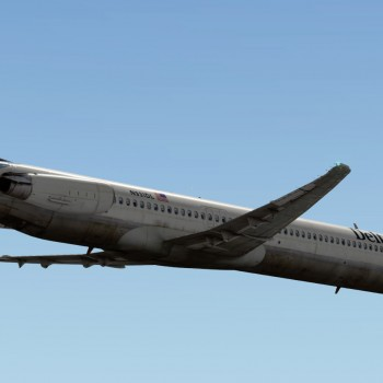 MD-80 liveries - Delta modern