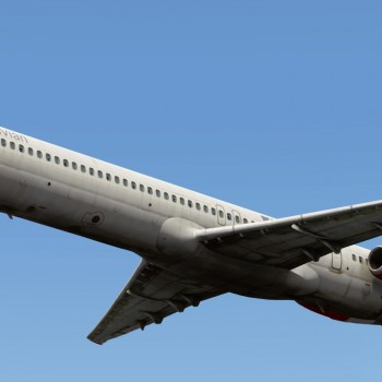 MD-80 liveries - SAS
