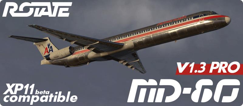 Rotate MD-80v1.3 Pro Banner