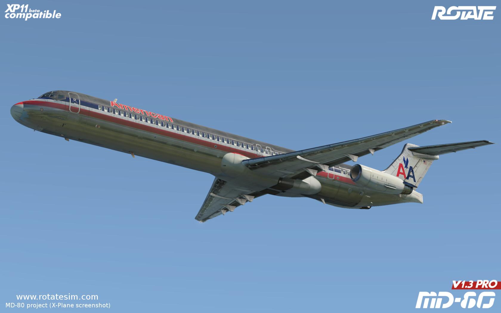 Rotate MD-80v1.3 Pro