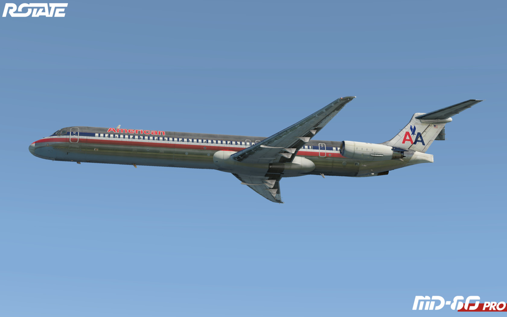 Rotate MD-80v1.31