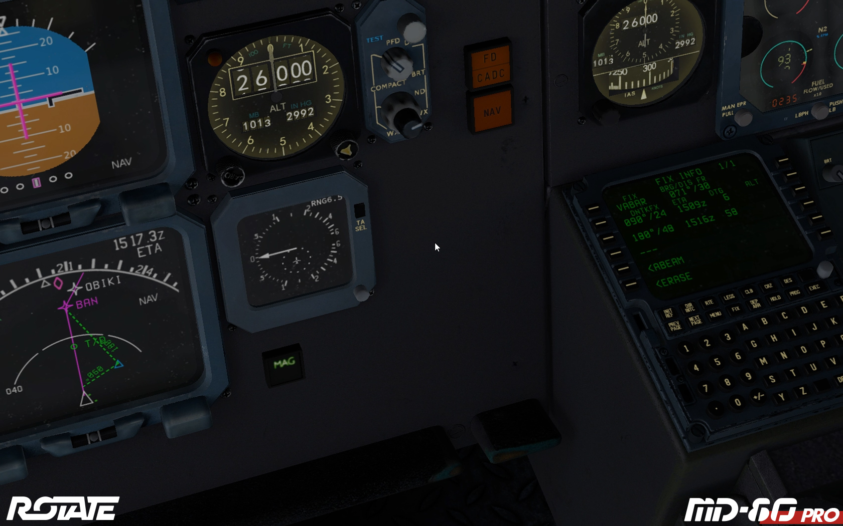 Rotate MD-80v1.40 Pro. Screenshot 02.